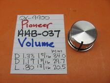PIONEER AAB-037 VOLUME KNOB QX-9900 QUAD STEREO RECEIVER