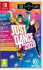 JUST DANCE 2020 NINTENDO SWITCH ITALIANO GIOCO MUSICA BALLO DANZA 2019 + FROZEN