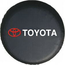 "Spare Tire Cover 30""-31"" Size L For TOYOTA SUV 4WD Land Cruiser PRADO RAV4 New"
