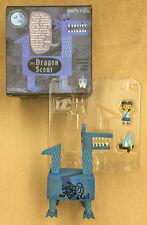 Amanda Visell SIGNED Blue Boy Eater Ed. Dragon Scout LE 300 + SKETCH AUTOGRAPHED