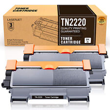 2x XXL Toner für Brother TN2220 TN-2010 HL-2130 HL-2270DW MFC-7360N MFC-7860DW