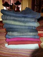 Juniors-Womens-15/pc Mixed Clothing Lot - 10 Jeans - 5 Shirts - Size Medium