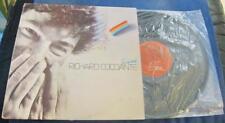 RICHARD RICCHARDO COCCIANTE SINCERIDAD LP RECORD 1983 VIRGIN RECORDS ARGENTINA