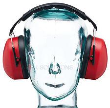 Rouge Blackrock pliante oreille défenseurs de sécurité défense snr 30db décibel (7210300)