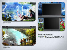 Nintendo 3DS Console Faceplates and Stickers