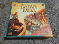 Catan Junior Fun Fair Klaus Teuber Mayfair Family Board Game Complete