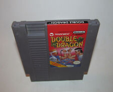 Double Dragon (Nintendo Entertainment System, 1988) NES Game Nice Label
