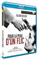 Blu Ray : Pour la peau d'un flic - Alain Delon - NEUF
