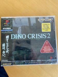 Dino Crisis 2 (Japanese version)