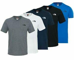 The North Face Dôme T-Shirt Logo T-Shirt Coton Ras Haut Taille