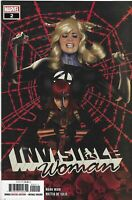 Invisible Woman Comic 2 Cover A Adam Hughes First Print 2019 Mark Waid Marvel