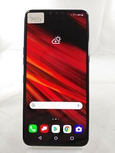 LG V50 ThinQ 5G LM-V450 128GB Verizon AT&T GSM Unlocked Smartphone Black X453