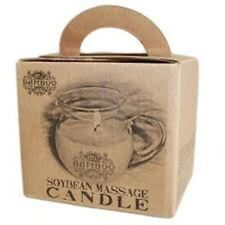 Aromatherapy & Soybean Natural Massage Candle in Gift Box - Joints Ease Blend