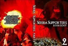 DVD SERBIAN SUPPORTERS  PART 2   (ultras,hooligans)