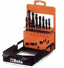 Serie punte mecce per ferro elicoidali cilindriche Ø 1÷10 x 0,5 Beta 410/SP19