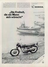 Honda-Scrambler-450-1969-Reklame-Werbung-vintage print ad-Vintage Publicidad
