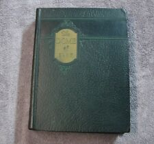 1927 NOTRE DAME UNIVERSITY YEARBOOK DOME