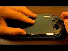 * Nuevo Sony Playstation Vita 2 x paquete duro, resistente al desgaste, protectores de pantalla * PS
