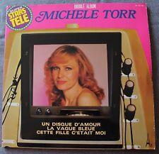 Michele Torr, super stars tele,  2LP - 33 Tours