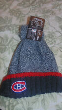 Montreal Canadiens  Hat Cap Tuque Mens Womens  New NWT