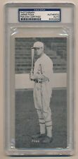 JIMMIE FOXX * Signed Photograph * Autograph Auto * PSA/DNA Certified Authentic