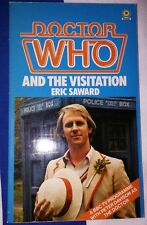 Doctor Who The Visitation Target 1982 Paperback