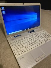 sony vaio laptop i5 2.3ghz,4gb ram 300gb sata win 10 all in good condition