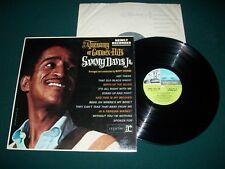 SAMMY DAVIS JR. A Treasury Of Golden Hits 1963 UK Vinyl Mono LP Reprise  Mono EX