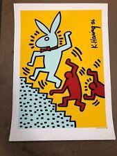 Keith Haring - Playboy 2 (Limited Edition Silkscreen 149/1000) 1990