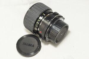 Sigma Zoom-Master 35-70mm F2.8-4 for Minolta SR/MD MF [1028592]