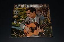Rey De La Torre - The Romantic Guitar - Epic LC 3564 - FAST SHIPPING!!