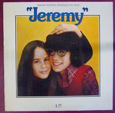 Jeremy 33 tours Lee Holdridge 1973