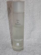 Gap Scents HEAVEN Eau De Toilette Spray 3.4 oz/100mL/ 70% Full Bottle Used