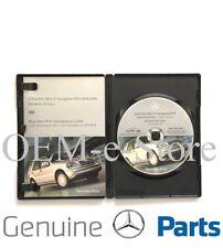 2003 2004 2005 Mercedes ML320 ML350 ML500 ML55 MCS I Navigation DVD U.S CAN Map