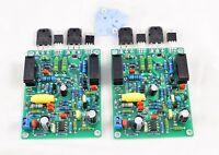 DIY Power amplifier board / kit base on QUAD405 -2  amp 100W+100W 8ohm    L11-44