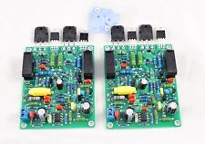 DIY Power amplifier board / kit base on QUAD405 -2  amp 100W+100W 8ohm    L11-44
