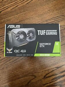 ASUS TUF NVIDIA GeForce GTX 1650 Super OC Graphics Card 4GB - In Hand/ Fast Ship