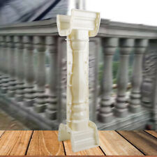89cm Roman Concrete Plaster Cement Casting Railing Moulds Balustrade Mold Fence