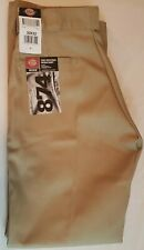 NWT Dickies 874 Original Fit Work Pants Men's 30 X 32 Khaki Free Shipping