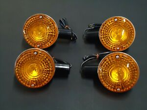 Honda CBX1000 Set Of Quality Indicators X4 / Turn Signal Blinkers Winkers