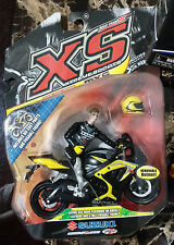 NIB ROAD CHAMPS Suzuki GSX-R DIECAST 600 750 1000 1300 1/18 REPLICA YELLOW BLACK