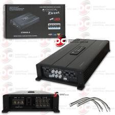 ORION ZT2500.4 ZT 4-CHANNEL CLASS AB CAR AMP AMPLIFIER 2500W MAX