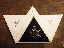 Swarovski Weihnachtsstern 2000 XMAS Ornament Millenium RAR Mint