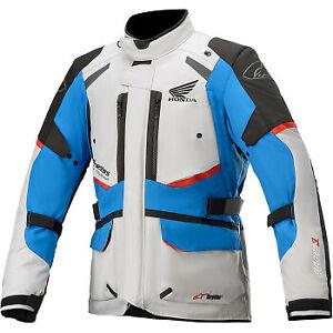 Alpinestars Honda Andes v3 Drystar� Jacket Gray/Blue/Red All Sizes
