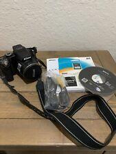 Nikon COOLPIX P100 10.3MP Digital Camera - Black