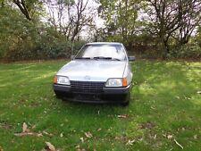 Opel Kadett E 1,3 L , 60 PS , Oldtimer - H Nummer