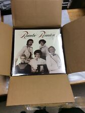 A Box lot Of 25 Rambo Reunion Vinyl Records (1981 Heartwarming)