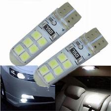 20X Bright T10 194 12V Car Bulb Led Error Free Canbus SMD White W5W Side Light