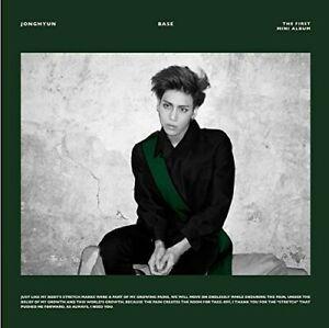 Jonghyun - Base (Mini Album) CD NEW