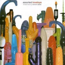Corvin Dalek Assorted lovetoys (mix, 2001) [CD]